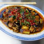 Fischduft-Auberginen aus Sichuan