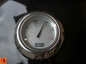 Temperatur einregeln