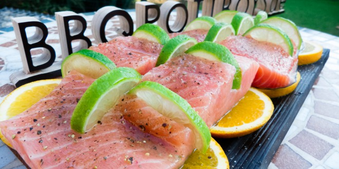 Fischgewürz für Plankenlachs