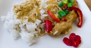 Schichtfleisch Tandoori Chicken